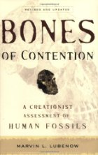 Picture of the front cover of Bones of Contention