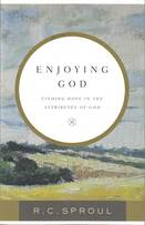 Enjoying God : finding hope in the attributes of God by R.C. SproulPicture