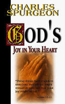 God's joy in your heart by Charles Spurgeon.Picture